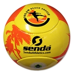 Senda Playa Beach Fair Trade Ball (Orange)
