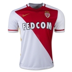 AS Monaco 15/16 Home Soccer Jersey