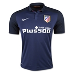 Atletico Madrid 15/16 Away Soccer Jersey