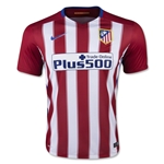 Atletico Madrid 15/16 Home Soccer Jersey