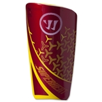 Warrior SupheatCreShin Shinguard (Red/Yellow)