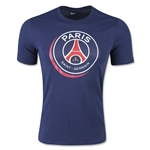 Paris Saint Germain Crest T-Shirt