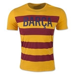 Barcelona Core Plus T-Shirt (Yellow)
