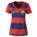 Barcelona Women's V-Neck T-Shirt