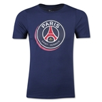 Paris Saint Germain Youth Crest T-Shirt