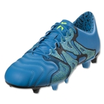 adidas X 15.1 FG/AG Leather (Solar Blue)