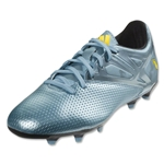 adidas Messi 15.3 FG/AG (Matt Ice/Bright Yellow)