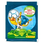 2014 FIFA World Cup Brazil(TM) Road to Brazil Sticker Pack