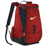 Nike Club Team Swoosh Backpack (Red)
