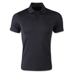 WorldSoccerShop.com Essential Polo (Black)