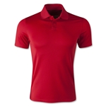 WorldSoccerShop.com Essential Polo (Red)