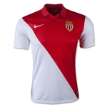 AS Monaco 14/15 Home Soccer Jersey