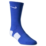 Nike Dri-FIT Elite Crew Socks (Roy/Wht)