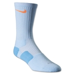 Nike Dri-FIT Elite Crew Socks (Sky)