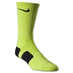 Nike Dri-FIT Elite Crew Socks (Yl/Bk)