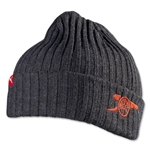 Arsenal Folded Beanie