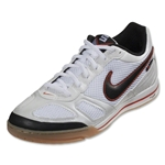 Nike Air Gato Indoor Soccer Shoes (Wh/Bk/Red)