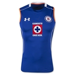 Cruz Azul Sleeveless Training Jersey