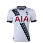 Tottenham 15/16 Youth Home Soccer Jersey