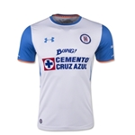 Cruz Azul 15/16 Youth Away Soccer Jersey