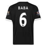 Chelsea 15/16 BABA Third Soccer Jersey