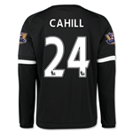 Chelsea 15/16 CAHILL LS Third Soccer Jersey