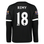 Chelsea 15/16REMY LS Third Soccer Jersey