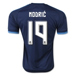 Real Madrid 15/16 MODRIC Third Soccer Jersey