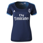 Real Madrid 15/16 Women's Third Jersey