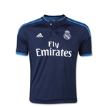 Real Madrid 15/16 Youth Third Soccer Jersey