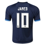 Real Madrid 15/16 JAMES Youth Third Soccer Jersey