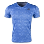 adidas Team Issue Fitted Base T-Shirt (Blue)