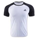 adidas Ultimate Two Tone T-Shirt (Wh/Bk)