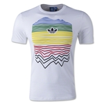 adidas Originals Multi Wave T-Shirt (White)