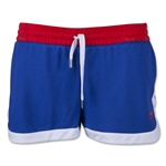 adidas Women's Originals LA Short (Blue)