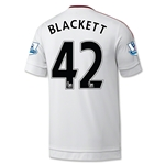 Manchester United 15/16 BLACKETT Away Soccer Jersey