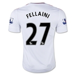 Manchester United 15/16 FELLAINI Away Soccer Jersey