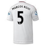 Manchester United 15/16 MARCOS ROJO Away Soccer Jersey