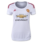 Manchester United 15/16 Women's Away Soccer Jersey