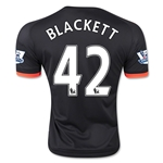 Manchester United 15/16 BLACKETT Third Soccer Jersey