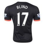 Manchester United 15/16 BLIND Third Soccer Jersey