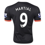 Manchester United 15/16 MARTIAL Third Soccer Jersey