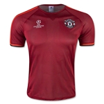 Manchester United 15/16 Europe Training Jersey