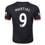 Manchester United 15/16 MARTIAL Youth Third Soccer Jersey
