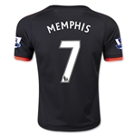Manchester United 15/16 MEMPHIS Youth Third Soccer Jersey