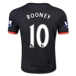 Manchester United 15/16 ROONEY Youth Third Soccer Jersey