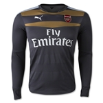 Arsenal 15/16 LS Keeper Jersey