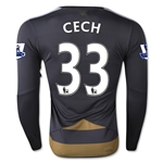 Arsenal 15/16 CECH LS Keeper Jersey
