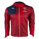 Arsenal 15/16 Rain Jacket
