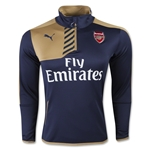 Arsenal Away 1/4 Zip Training Top
